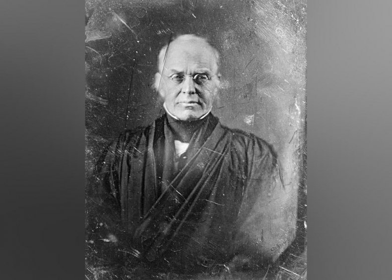 1811: Story appointed to the Supreme Court