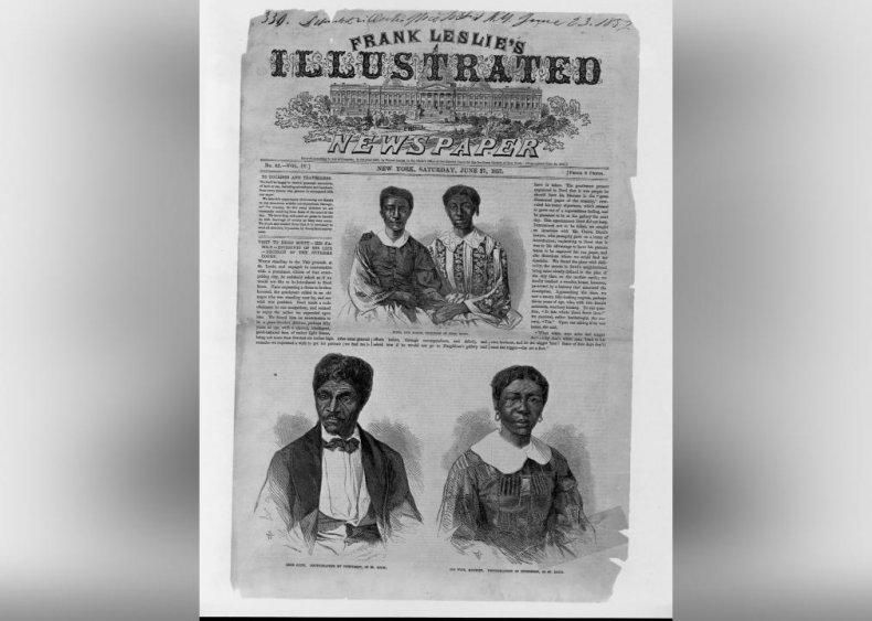 1857: Dred Scott v. Sanford