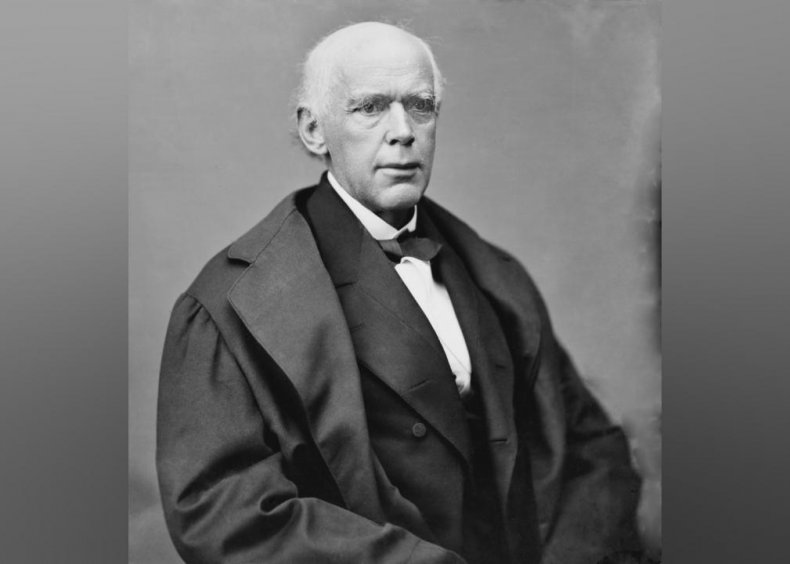 1864: Chase appointed chief justice