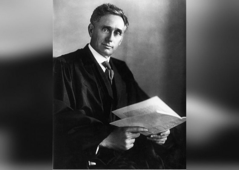 1916: The first Jewish man is appointed to the Supreme Court