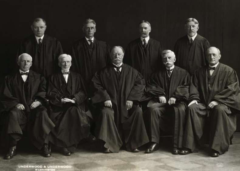 1921: Taft appointed to the Supreme Court