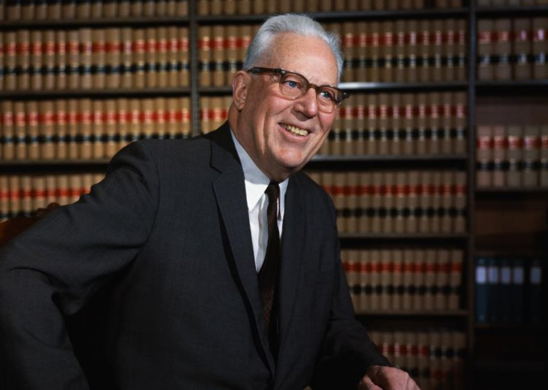 1953: Warren appointed chief justice
