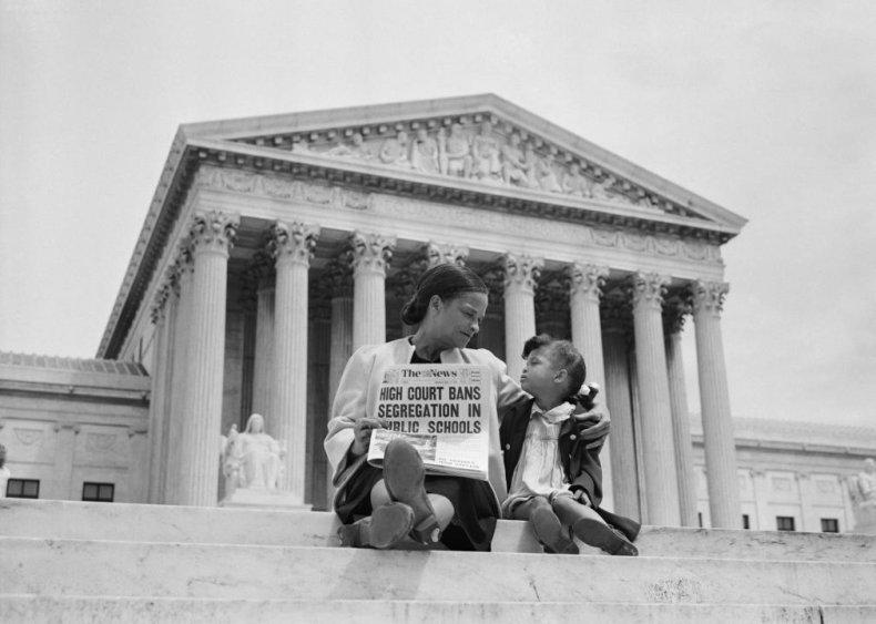 1954: Brown v. Board of Education