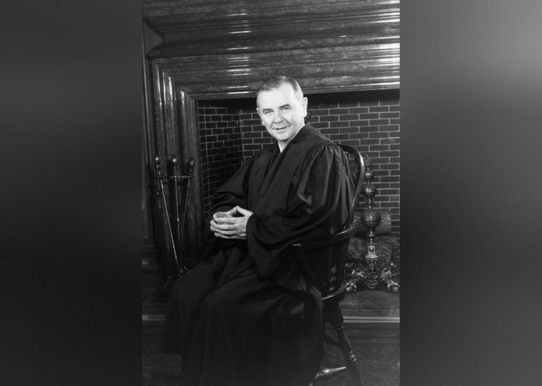 1956: Brennan appointed to the Supreme Court