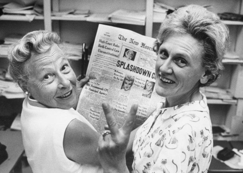 1965: Griswold v. Connecticut