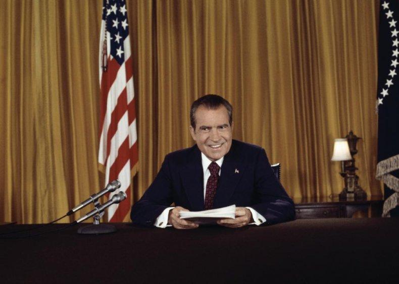 1974: United States v. Nixon