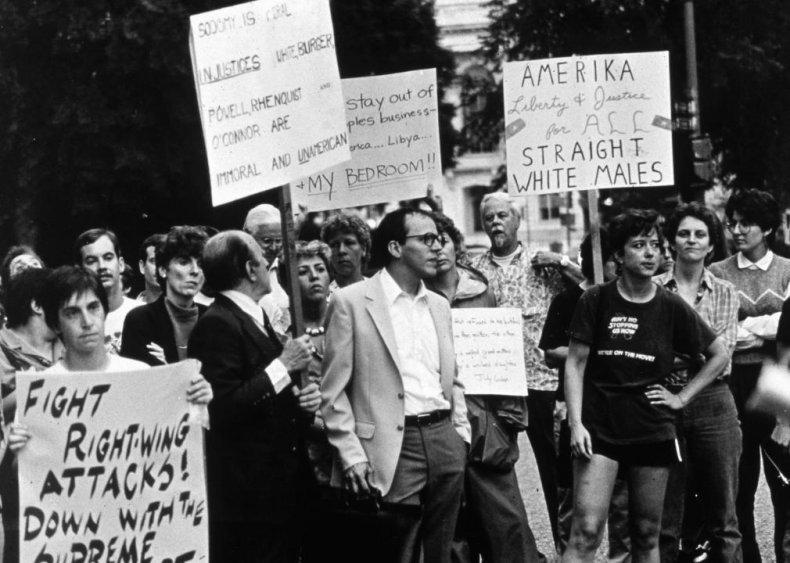 1986: Bowers v. Hardwick