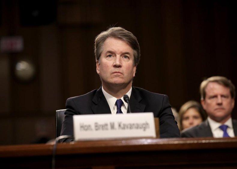 2018: Brett Kavanaugh faces sexual assault allegations