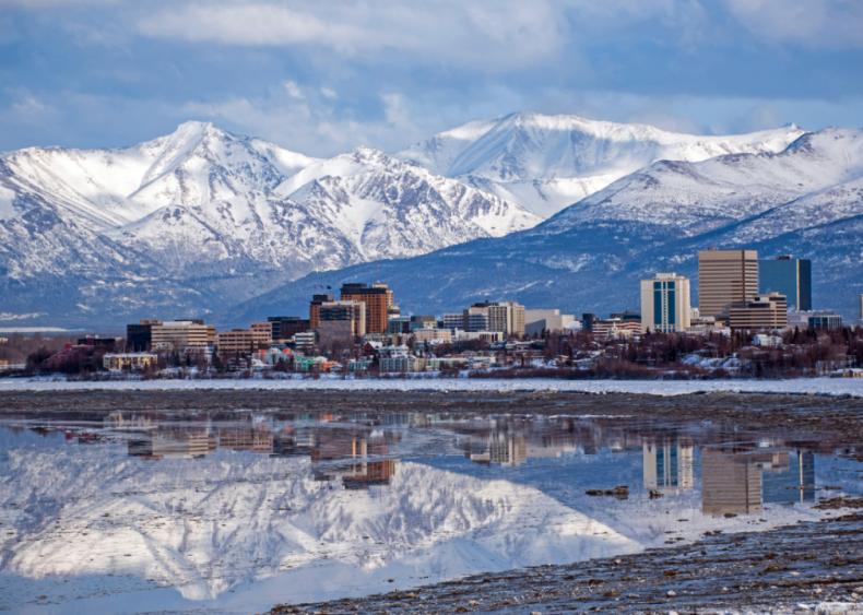 #8. Alaska (tie)