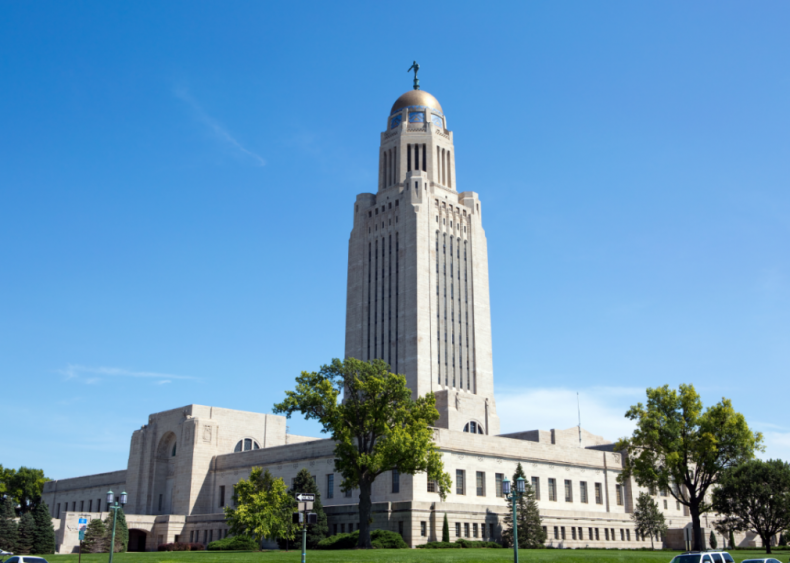 #1. Nebraska (tie)