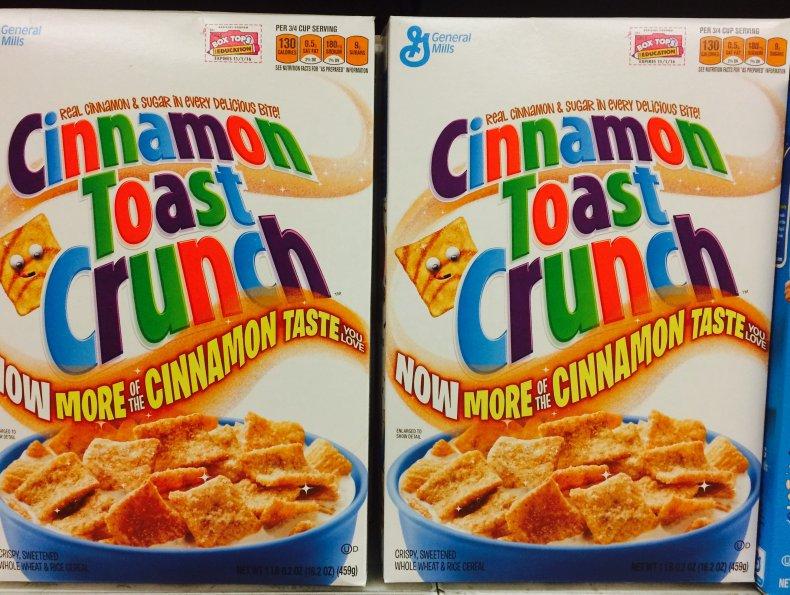 Americans Split Over Cinnamon Toast Crunch