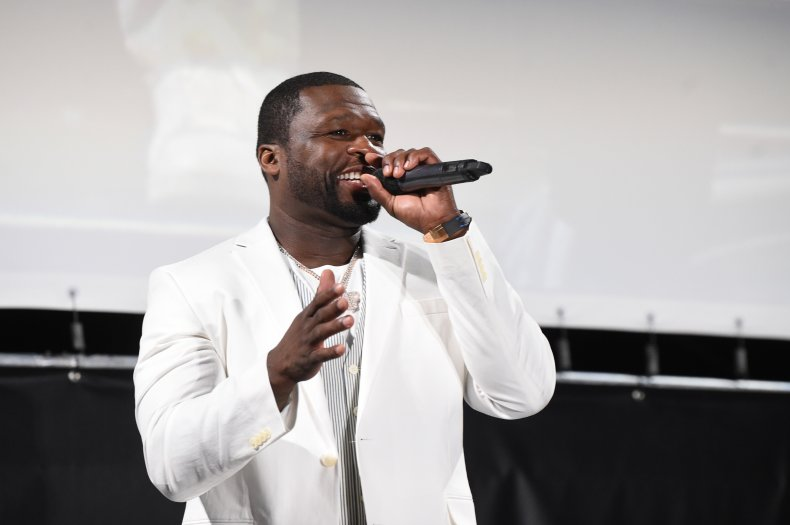 50 Cent Says Trump's Going to Jail