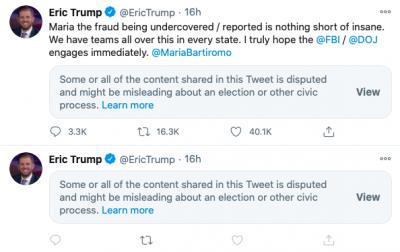 Twitter Eric Trump