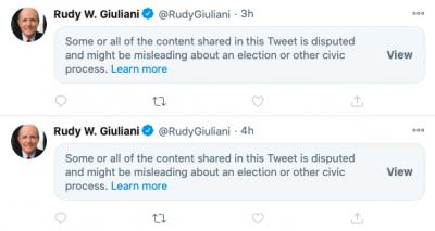 Twitter Rudy