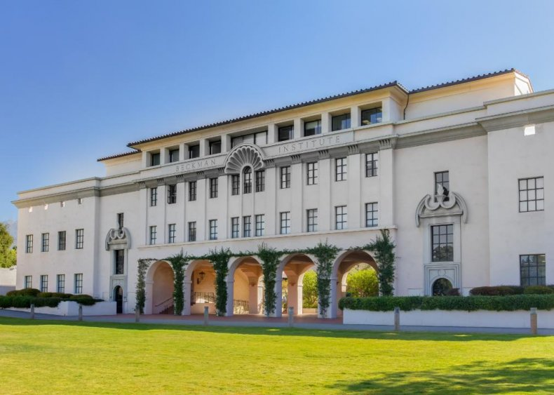 Best small college: California Institute of Technology
