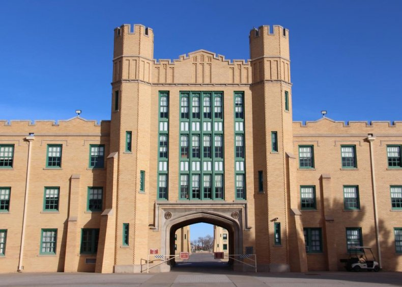 Best community college: New Mexico Military Institute