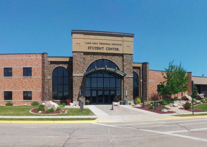 Best trade school: Lake Area Technical College