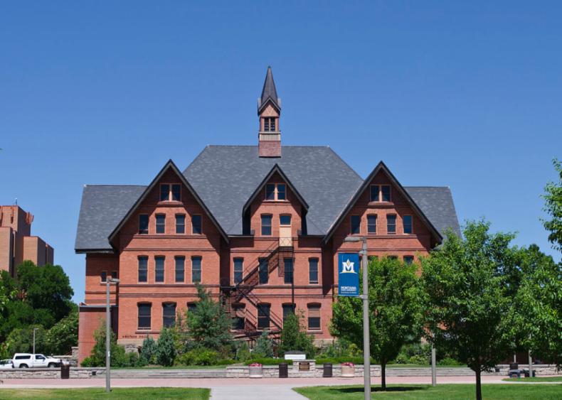 Best college for outdoor activities: Montana State University