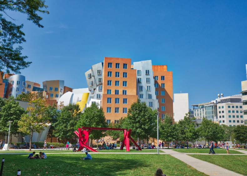 Best college for international students: Massachusetts Institute of Technology