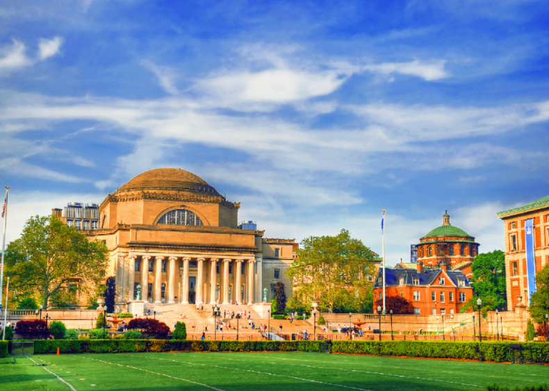 Best college for adult learners: Columbia University