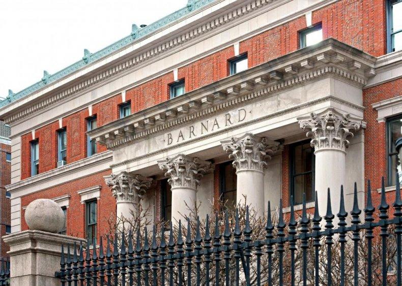 Best women's college: Barnard College