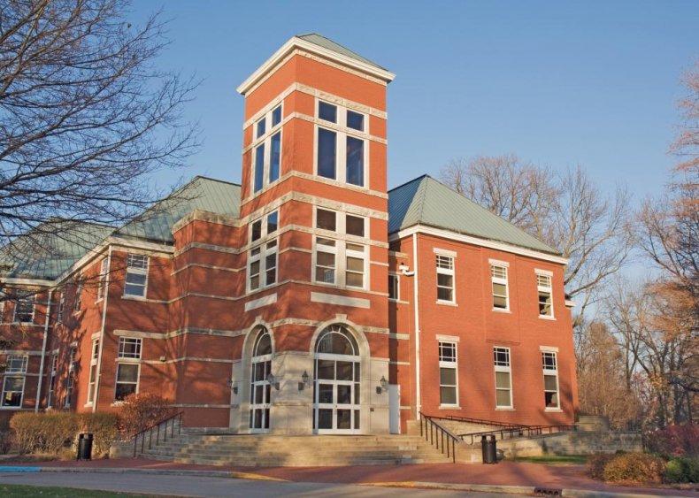 Best men's college: Wabash College