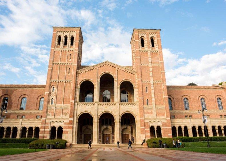 Best college food: University of California - Los Angeles