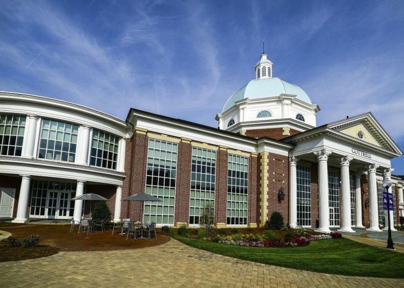 Best college dorms: High Point University
