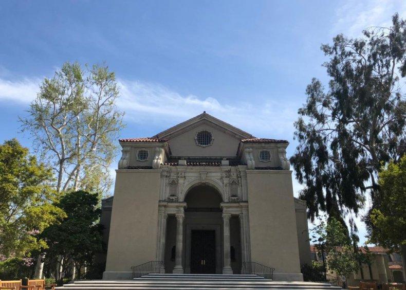 Best liberal arts college: Pomona College