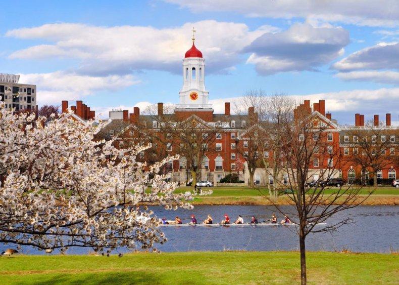 Best college for biology: Harvard University