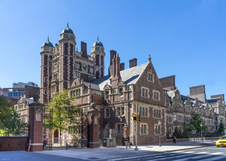 Best college for Business: University of Pennsylvania