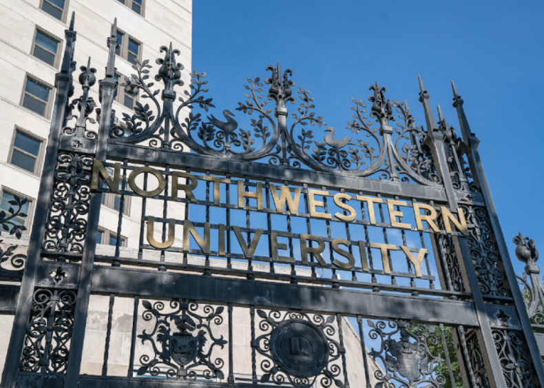Best college for Communications: Northwestern University
