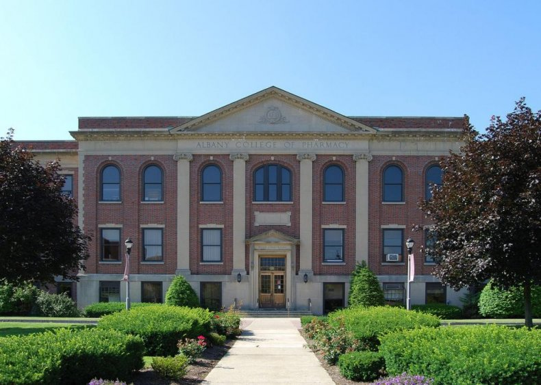 Private college with the best ROI: Albany College of Pharmacy and Health Sciences