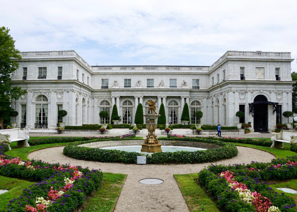 Famous historic homes in every state