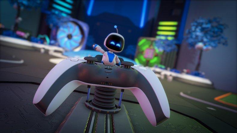 PS5 Astro's Playroom DualSense Controller