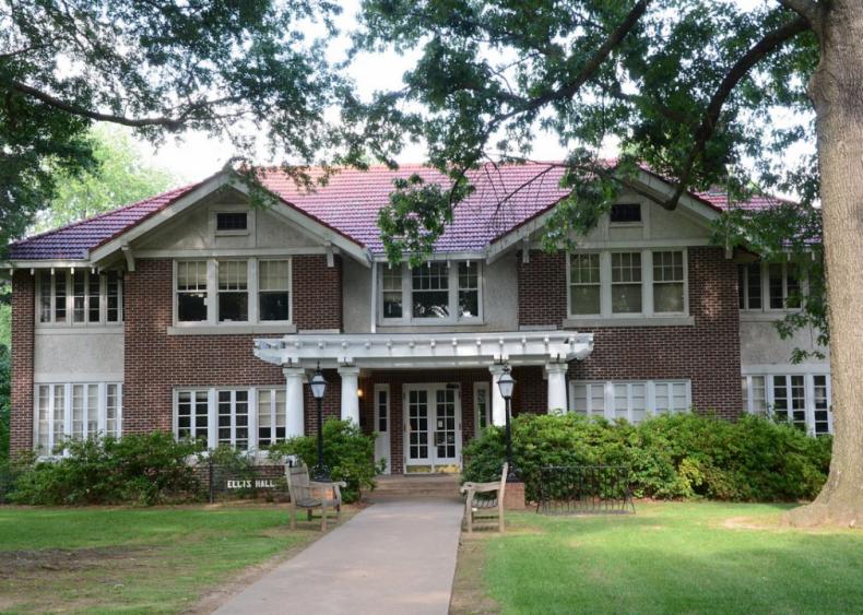 Arkansas: Hendrix College