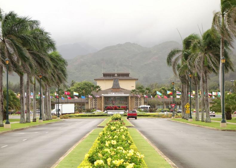 Hawaii: Brigham Young University - Hawaii