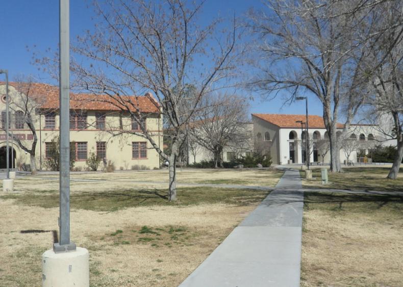 New Mexico: New Mexico Tech