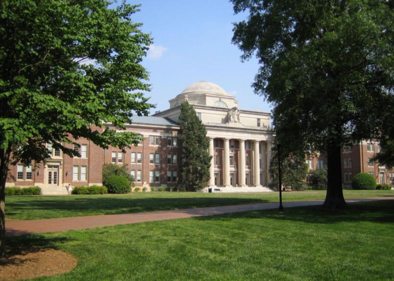 North Carolina: Davidson College