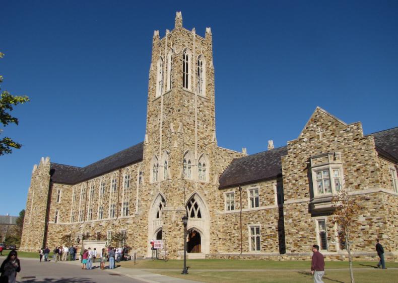 Tennessee: Rhodes College