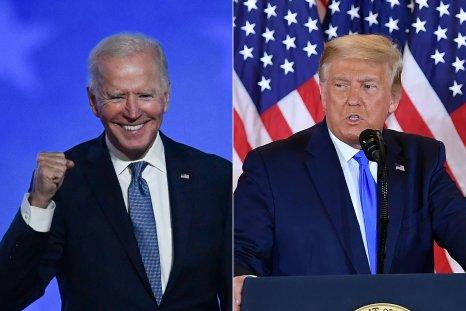 Joe and Donald