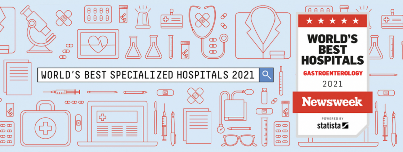 World's Best Specialized Hospitals 2021