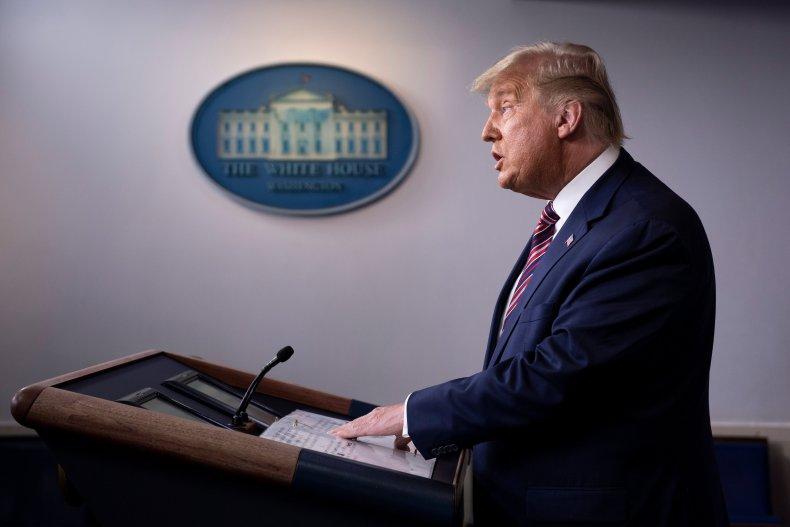 Trump presser 11/5