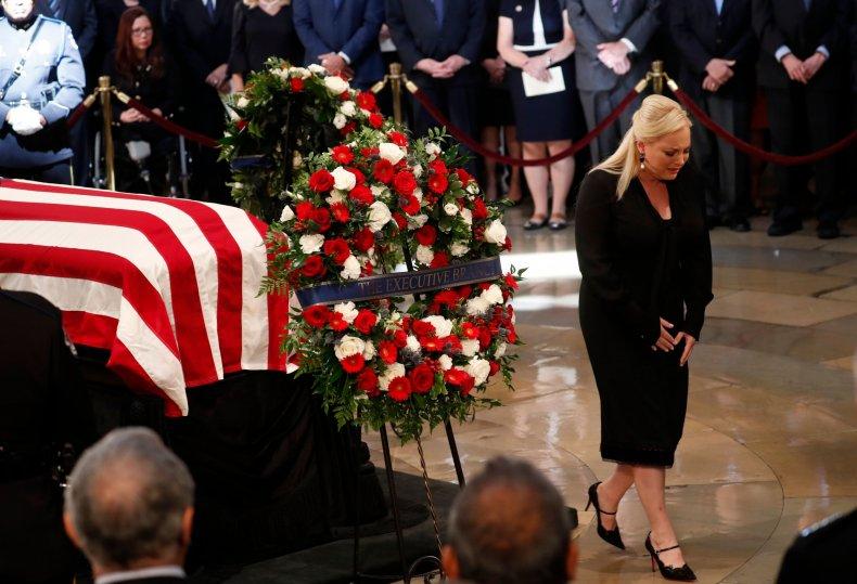 Meghan McCain 2018