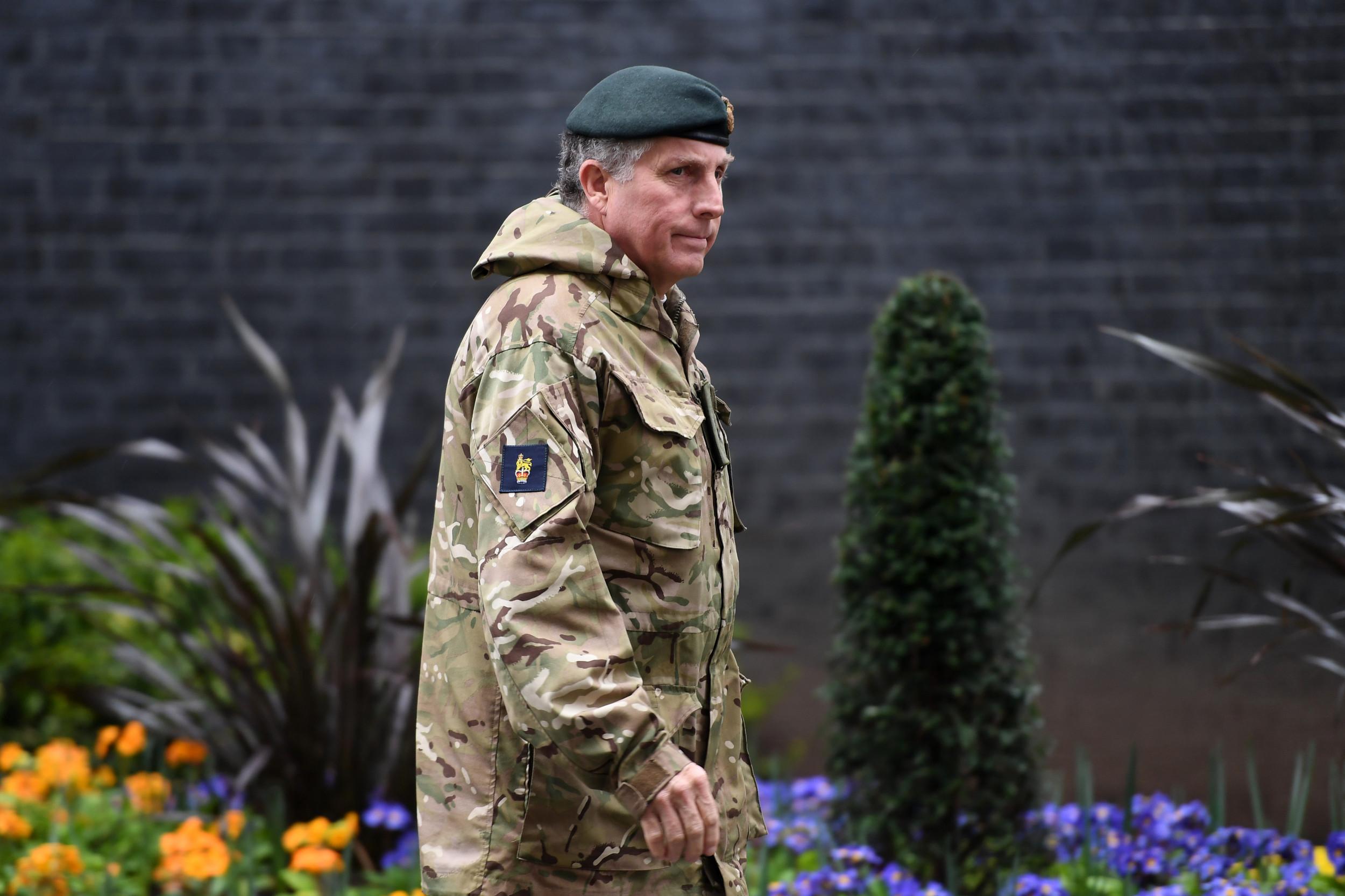 Nations on brink of World War Three amid political unrest, rising COVID deaths—U.K. defense chief