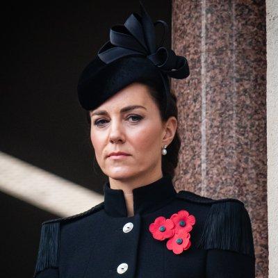 Kate Middleton Remembrance 2020 Cenotaph