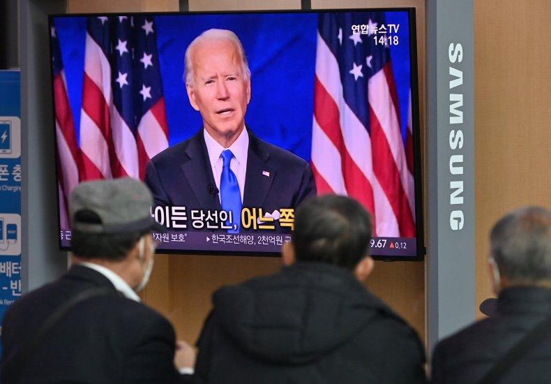 Joe Biden, Russia, Vladimir Putin, Mikhail Gorbachev