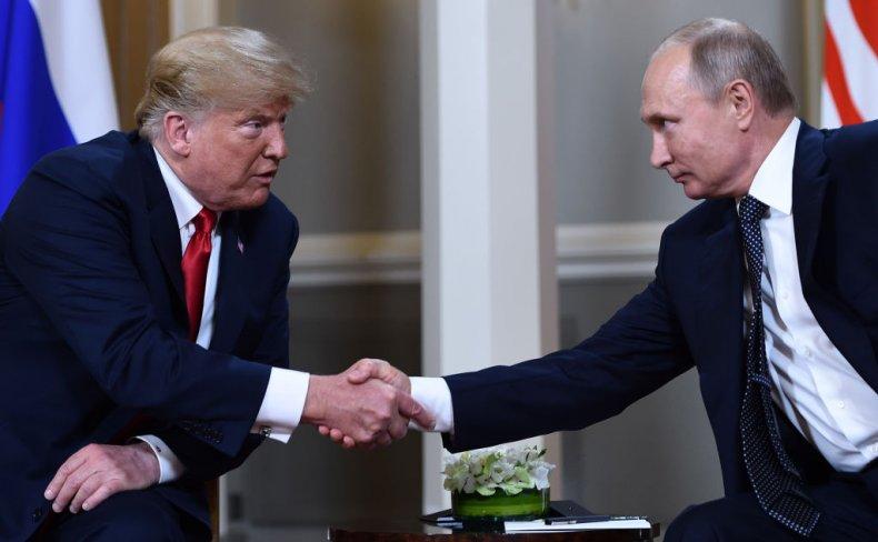 Putin Wont Congratulate Biden Until Challenges End