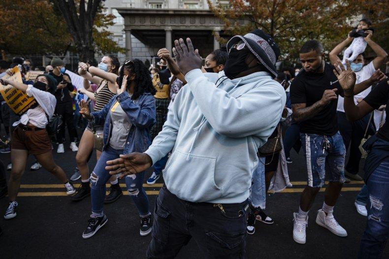 Dancing in DC
