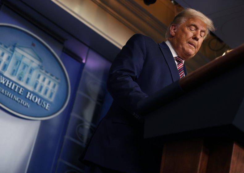 donald trump WH press briefing 11/5